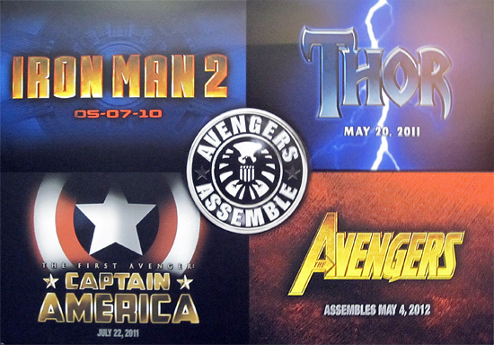 marvel film logos
