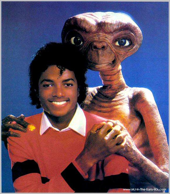 Michael Jackson & E.T