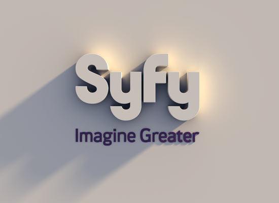 scifi channel's new logo syfy