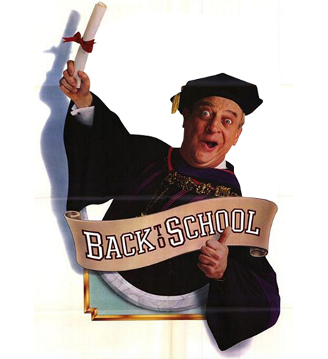 rodney back to school
