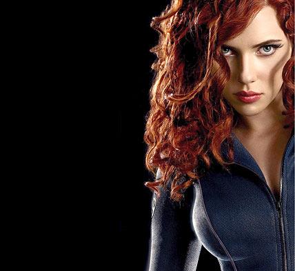 scarlett johansson in iron man 2 hot. Scarlett Johansson#39;s Iron Man