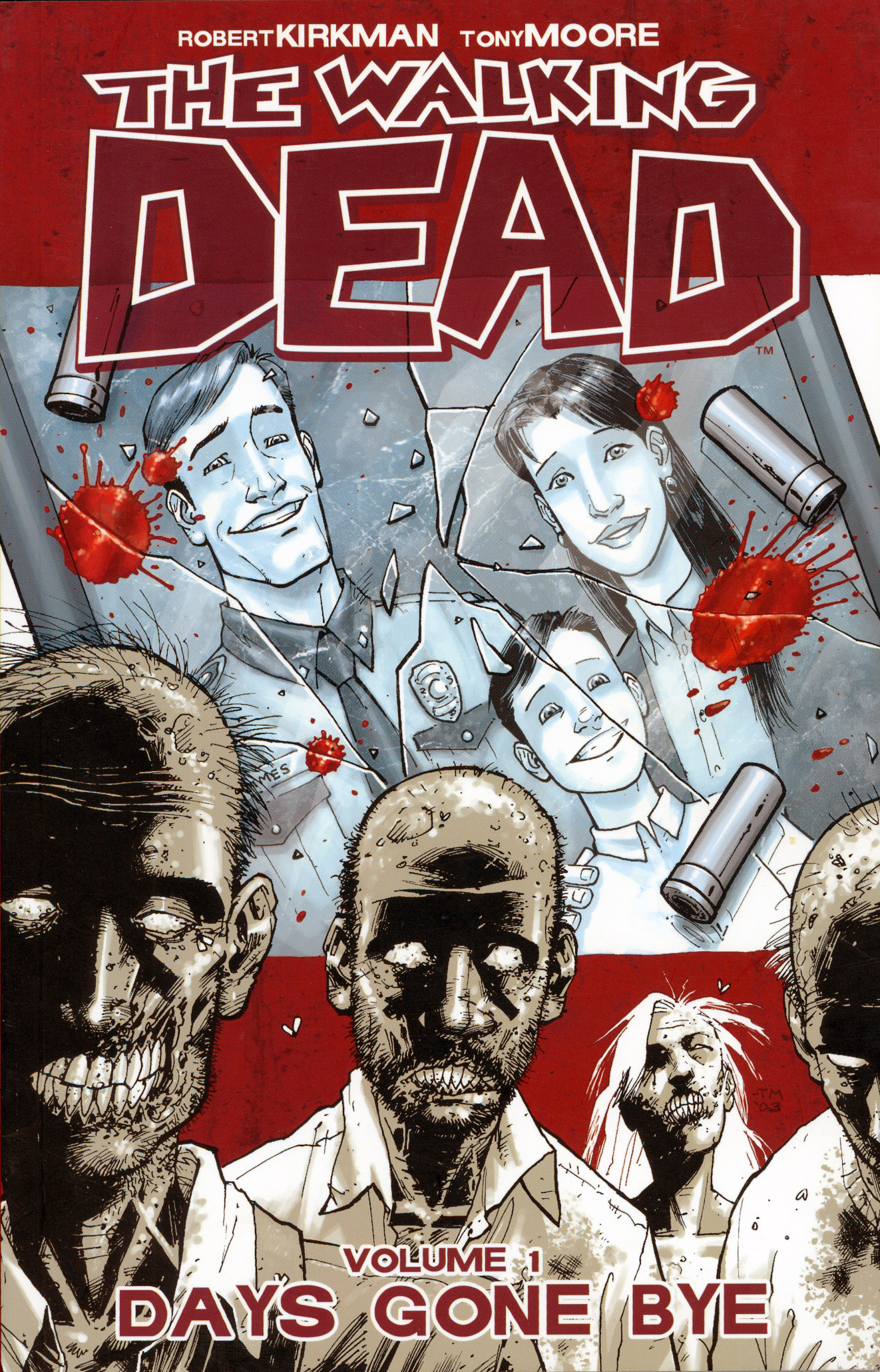 Monster Scifi Show The Walking Dead Volume 1 Graphic Novel Review tuRa0E0R