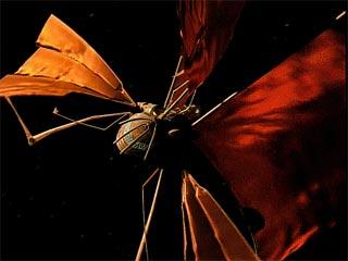 bajoran solar sail