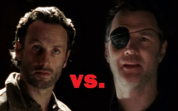 rick vs the governor