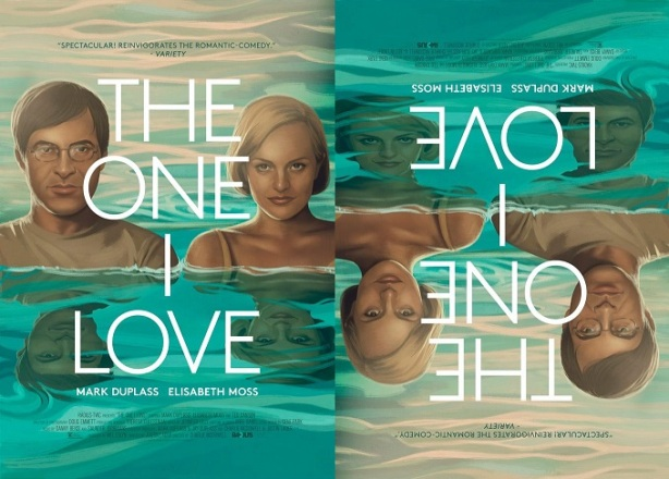 the one i love movie poster combo