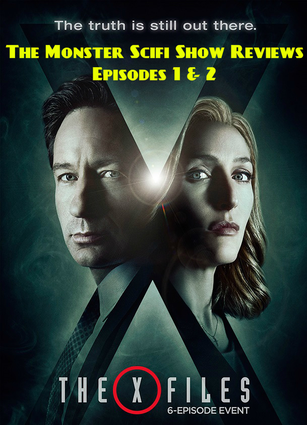 XFiles cover season 10