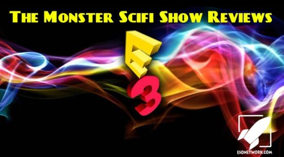 monster scifi show cover - e3