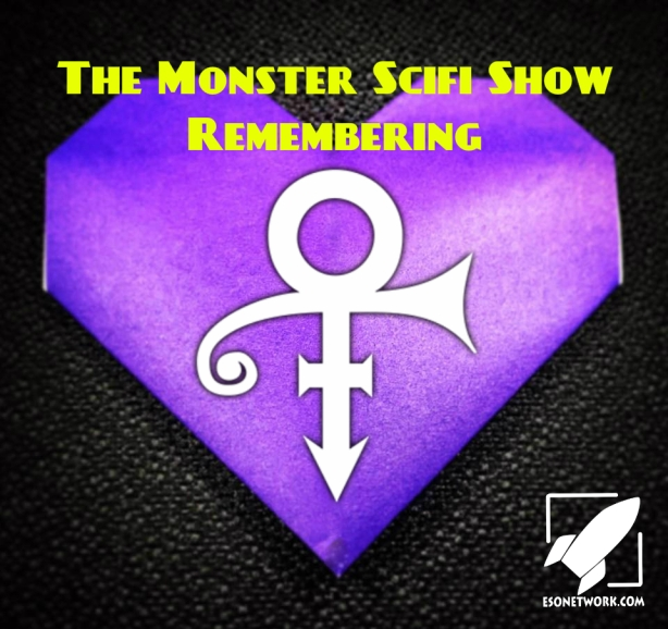 monster scifi show cover - prince