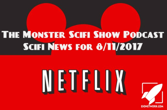 monster scifi show cover - scifi news 8817